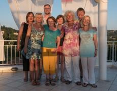 Erfolgreiches Ferientraining Korfu