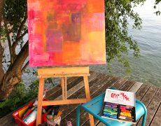 Farben Malen